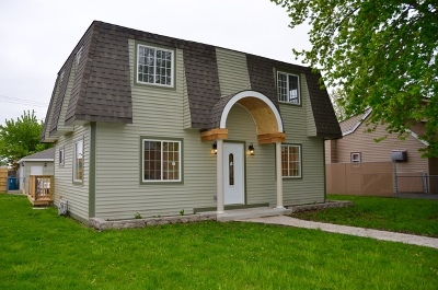 Bridgeview Single Family Home Price Change: 8601 South 77th Court