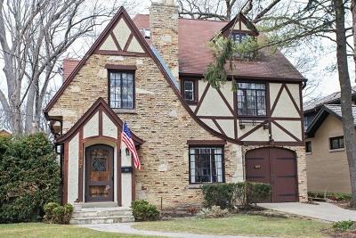 Winnetka Single Family Home For Sale: 1417 Scott Avenue