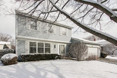 Buffalo Grove Single Family Home For Sale: 957 Knollwood Drive