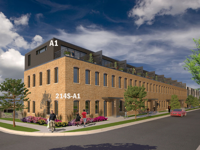 St. Charles Condo/Townhouse For Sale: 214 S 13th Avenue #A1