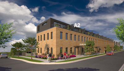 St. Charles Condo/Townhouse For Sale: 214 S 13th Avenue #A2