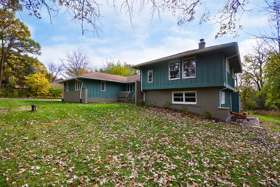 Lake Zurich Single Family Home Price Change: 24741 West August Lane
