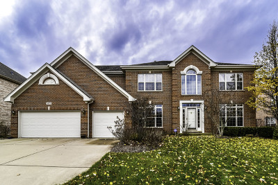 Palatine Single Family Home Price Change: 471 West Falkirk Place
