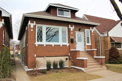 Berwyn Single Family Home For Sale: 3540 Highland Avenue