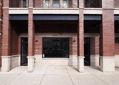 Chicago Commercial For Sale: 2152 West Roscoe Street #G