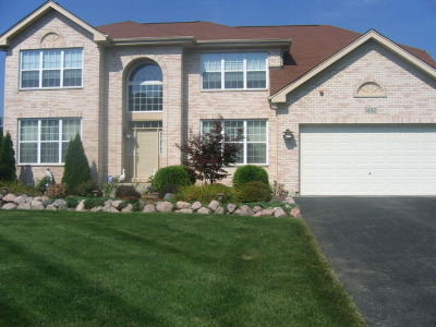 Hoffman Estates Single Family Home For Sale: 1632 Acorn Drive