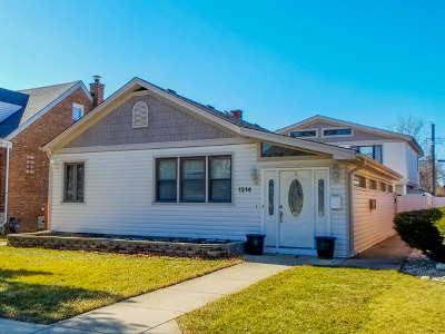 Melrose Park Single Family Home For Sale: 1214 North 13th Avenue