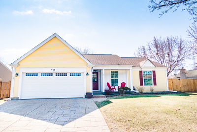 Wheeling Single Family Home For Sale: 715 Equestrian Drive