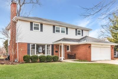 Arlington Heights Single Family Home For Sale: 1341 West Park Street