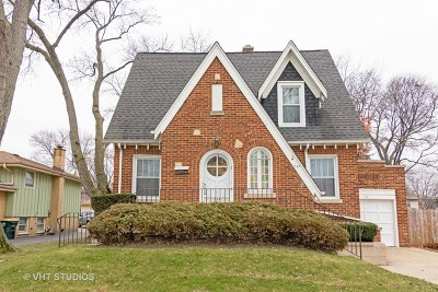 Arlington Heights Single Family Home Re-Activated: 524 South Mitchell Avenue