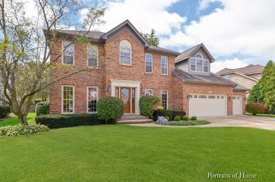 Wheaton Single Family Home For Sale: 178 Danada Drive