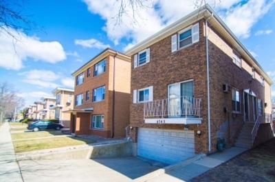 Evergreen Park Multi Family Home For Sale: 9345 South Pulaski Road