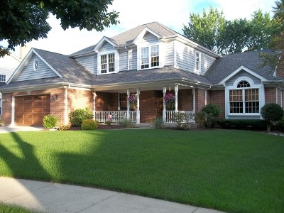 Mount Prospect Single Family Home Contingent: 1703 Frediani Court