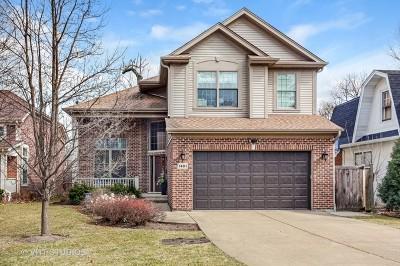 Highland Park Single Family Home For Sale: 1401 Oakwood Avenue