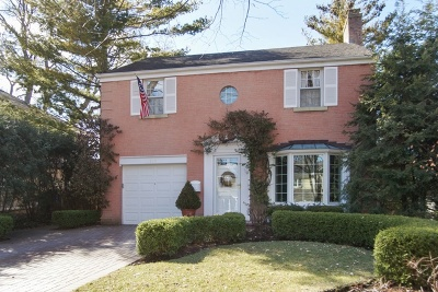 Arlington Heights Single Family Home For Sale: 410 South Lincoln Lane