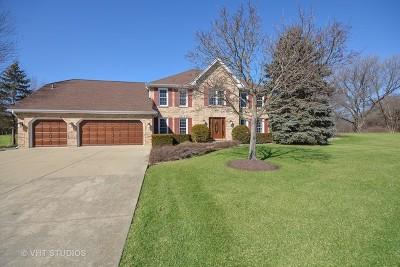 Batavia Single Family Home Price Change: 655 Norcross Drive
