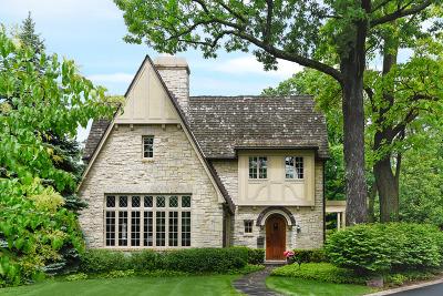 Winnetka Single Family Home For Sale: 1347 Scott Avenue