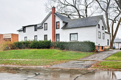 Hoffman Estates Single Family Home For Sale: 635 Lakeview Lane