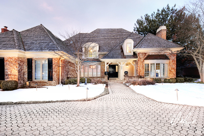 Hinsdale Single Family Home For Sale: 527 Princeton Road