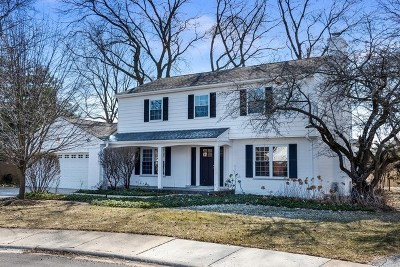 Wilmette Single Family Home For Sale: 119 Hollywood Court