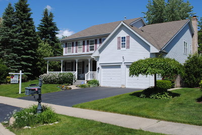 Palatine Single Family Home For Sale: 901 West Aspen Court