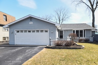 McHenry Single Family Home For Sale: 715 Monterrey Terrace