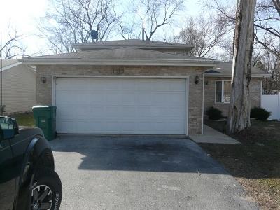 Markham Single Family Home For Sale: 16040 Saint Louis Avenue