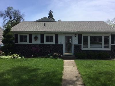 Downers Grove Single Family Home For Sale: 5635 Washington Street