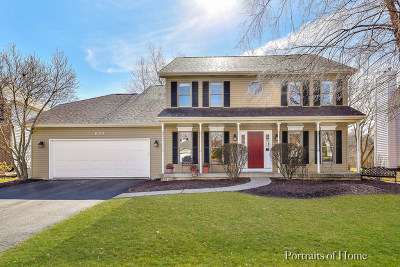 Single Family Home Price Change: 648 Waterbury Drive