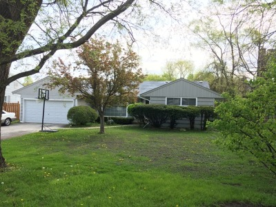 Hinsdale Single Family Home For Sale: 5715 South Madison Street