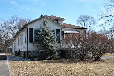 Glen Ellyn Single Family Home For Sale: 131 South Park Boulevard