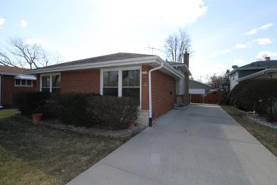Homewood Single Family Home New: 1123 Ridge Road