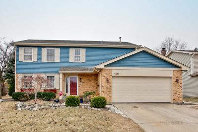 Buffalo Grove Single Family Home For Sale: 1517 Rose Boulevard