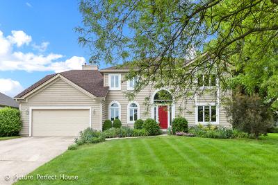 Knoch Knolls Single Family Home For Sale: 335 Knoch Knolls Road