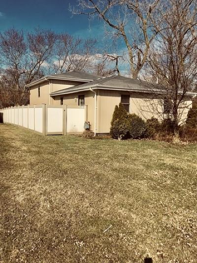 Markham Single Family Home For Sale: 16524 Kedzie Avenue