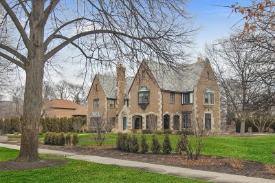 River Forest Single Family Home For Sale: 909 Ashland Avenue