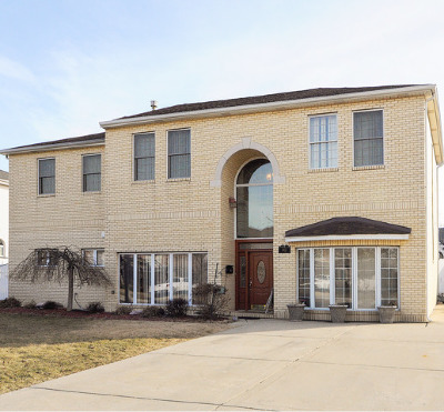 Norridge IL Single Family Home New: $518,000