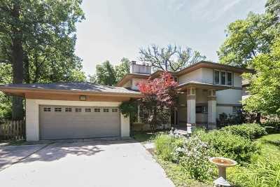 Oak Brook Single Family Home For Sale: 8 Woodridge Drive
