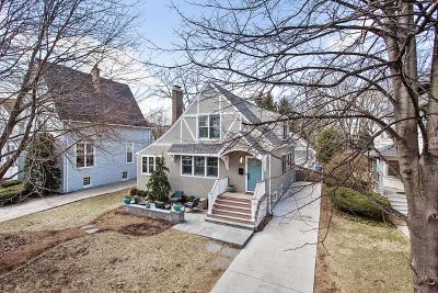 La Grange Single Family Home For Sale: 328 South Kensington Avenue