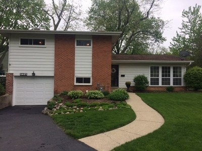 Deerfield Single Family Home For Sale: 1657 Cranshire Court