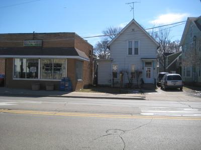 Elgin Commercial For Sale: 219 Walnut Avenue