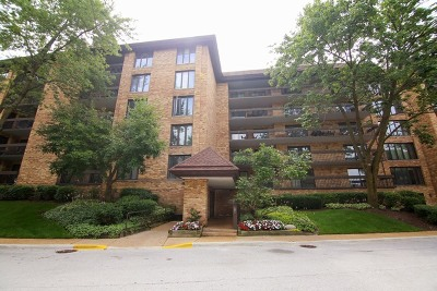Northbrook Condo/Townhouse Re-Activated: 1671 Mission Hills Road #410