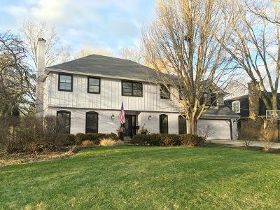 Wheaton Single Family Home For Sale: 609 Frazier Court