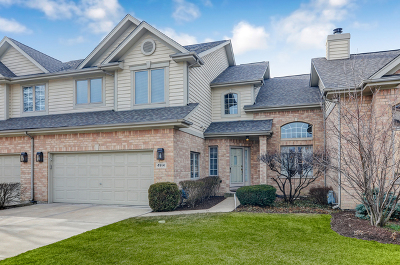 Western Springs Condo/Townhouse For Sale: 4914 Creek Drive