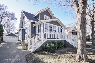 Deerfield Single Family Home For Sale: 1020 Chestnut Street
