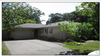 Deerfield Single Family Home For Sale: 1051 Warrington Road