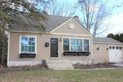 Wheaton Single Family Home For Sale: 411 South Dorchester Avenue