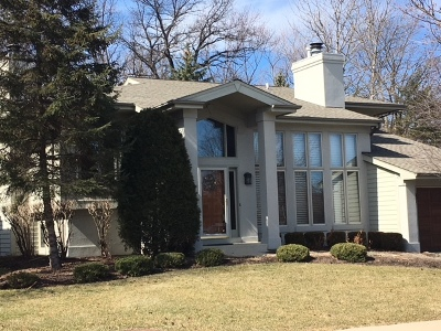 West Chicago Single Family Home For Sale: 710 Hampton Course