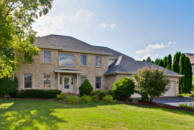 Crystal Lake Single Family Home For Sale: 1686 Harper Lane