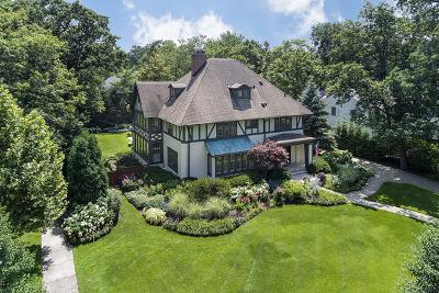 Winnetka Single Family Home For Sale: 600 Ash Street